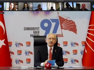 DPI Online Roundtable  'Opposition's Perspective on the political, social and economic effects of COVID-19 in Turkey' with Kemal Kılıçdaroğlu, President, Republican People's Party (CHP), 17 September 2020