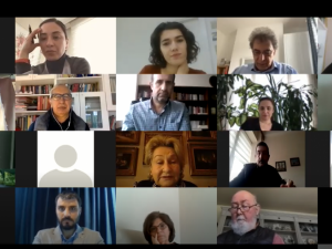 DPI Online Assessment Meeting - The Current Situation in Turkey: The Legal Basis for a New Peace in Turkey 31 March 2021