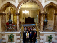 DPI Participants at the Iveagh House in Dublin.