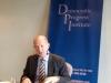 British Ambassador to Ireland Dominick Chilcott at the Gibson Hotel in Dublin.