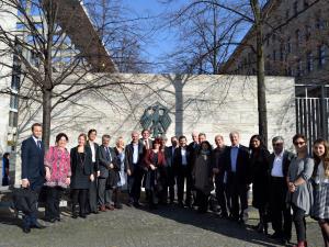 Comparative Study Visit: Germany, 21-24 October 2013
