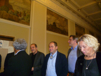 German Bundesrat Tour