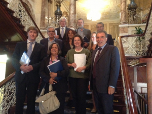 Comparative Study Visit with Peace and Democracy Party (BDP), Ireland, 17-20 July 2013