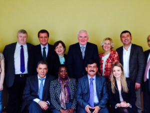 Comparative Study Visit with Republican People's Party (CHP), Ireland, 6-10 May 2014