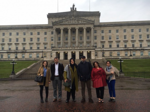 Comparative Study Visit on Police Reform and Accountability with partners PODEM, London and Belfast, 9-13 May 2016