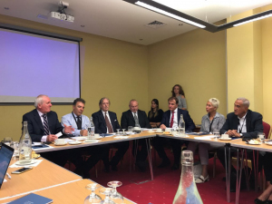 Comparative Study Visit, Peace & the Economy: the Role of Businesses in the Peace Process, Northern Ireland, 10-13 July 2017