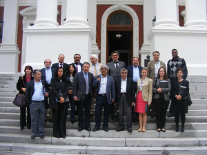 Comparative Study Visit, South Africa, 30 April - 7 May 2013