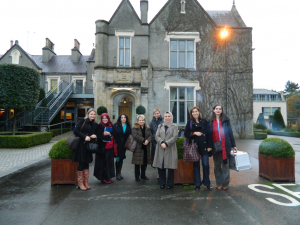 Comparative Study Visit to Ireland: The Role of Women in Conflict Resolution, 28 November – 1 December 2013