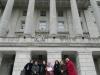 Women at Stormont (Parliment Buildings)