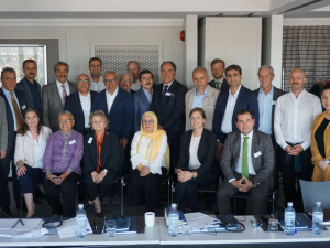 DPI Comparative Study Visit 'Public Engagement in Conflict Resolution Processes', Oslo, Norway, 24-27 May 2018