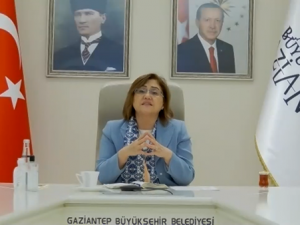 DPI Online Roundtable  'Current Situation in Turkey: The Role of Local Government Leaders in Responding to COVID-19 & their Post-Pandemic Strategy' with Fatma Şahin, Mayor of Gaziantep, 2 June 2020