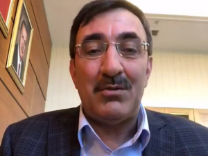 DPI Online Roundtable 'Current Situation in Turkey: Government Perspective and Future Vision'  with Cevdet Yilmaz MP, Deputy Chair of AK Party April 27 2020
