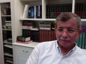 DPI Online Roundtable 'Opposition's Perspective on the political, social and economic effects of COVID-19 in Turkey' with Ahmet Davutoğlu, President of Future Party, 6 July 2020