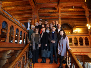 Roundtable: 'Lessons Learnt from the Turkish Solution Process - Rethinking the Wise Person's Committee Experience, Oslo, Norway, 22-24 November 2018