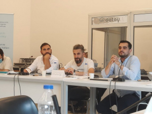 DPI Roundtable Meeting, 'Youth's Peace Memory & Vision in Turkey II', Istanbul, 11 September 2021