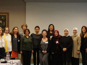 Roundtable: 'The Role of Women in Conflict Resolution: Reflections on the Turkish Experience', Istanbul, Turkey, 18 December 2018
