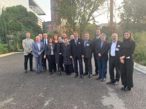 Roundtable : Review Of 2019, Tirana, November 25th-28th 2019
