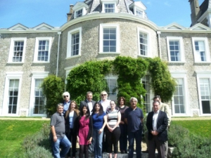 Roundtable: Constitution-Making in a Divided Society, Kent, UK, 24-26 June 2012