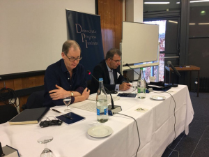 Roundtable Meeting: 'Conflict, Crisis and the role of the Media', Geneva, 18-20 November 2016