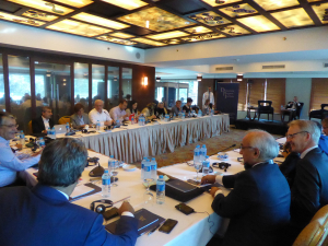 Roundtable Meeting: Getting a Process Back on Track - International Experiences, Ankara, 3 October 2015