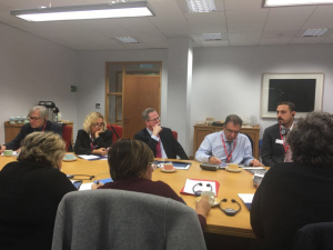 Roundtable The Role of Civil Society in Conflict Resolution, Dublin, 25-27 October 2017