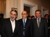 Visit to Turkish Ambassador's residence