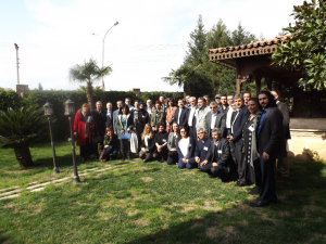 Roundtable: The Role of Civil Society in Conflict Resolution, Urfa, Turkey, 1 March 2014