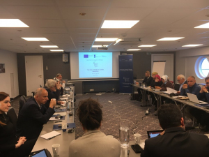 Roundtable – The Role of Media in Conflict Resolution. Oslo, 25-27 April 2018