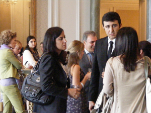 Roundtable: The Role of Women in Conflict Resolution, Istanbul, Turkey, 19 September 2012