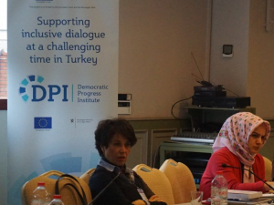 Roundtable: The Role of Women in Conflict Resolution: Reflections on the Turkish Experience III, Istanbul, 29 February 2020
