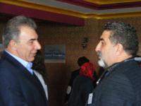 DPI Director Kerim Yildiz and Chairman of VANGIAD Kadri Salaz