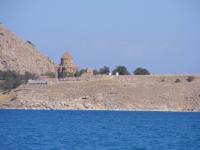 The Church of the Holy Cross on Akdamar Island