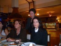 DPI's Esra Elmas and Bejan Matur
