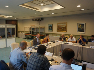 Reverse Comparative Study Visit: The Role of the Media in Conflict Resolution: Reflections on the Turkish Experience, Istanbul, 24-26 September 2019