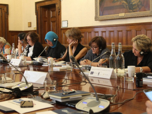 Comparative Study Visit: The Role of Women in Conflict Resolution: Reflections on the Turkish Experience, London, 29-31 August 2019