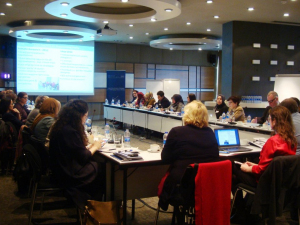 Roundtable: Women's role in dialogue and conflict resolution in challenging times. Working together to address issues of common interest, Istanbul, 2-4 March 2018