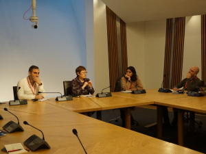 Youth Comparative Study Visit Scotland December 9th - 13th 2019