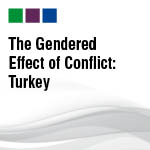 The Gendered Effect of Conflict