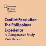 Comparative Study to the Philippines, 20-27th June 2015