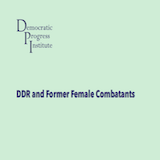 DDR and Former Female Combatants