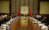 DPI meeting with the President of Turkey