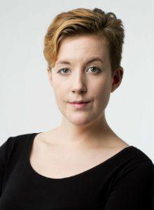 Kristin Karlsson, Communications Intern. Photographer: Anton Hedberg.