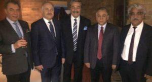 CHP, HDP ve AK Partili heyet Kolombiya'ya gitti