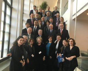 DPI roundtable took place at the Sheraton Ankara