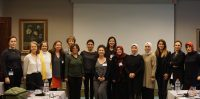 DPI Roundtable: 'The Role of Women in Conflict Resolution: Reflections on the Turkish Experience', 18 December in Istanbul